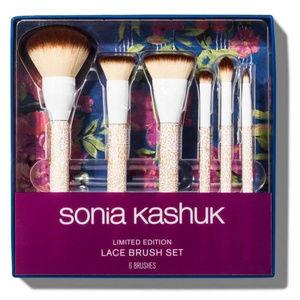 Sonia Kashuk LE 6-Pc Lace Makeup Brush Set